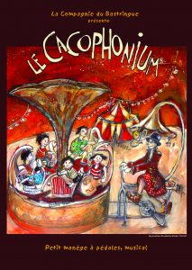 affiche-cacophonium-marron-ok